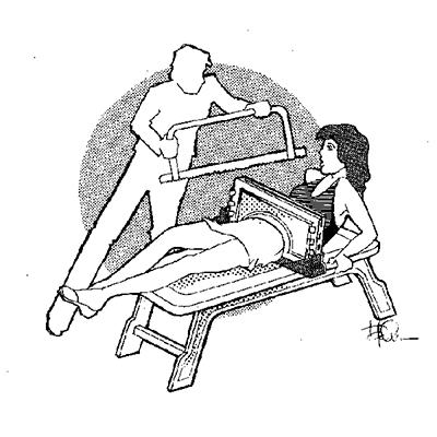 Bow Sawing - Paul Osborne - Libro de Magia