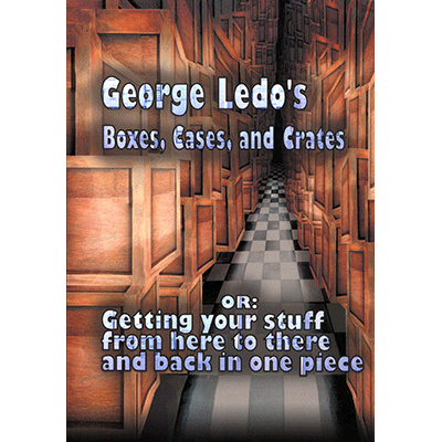 Boxes Cases and Crates - George Ledo - Libro de Magia