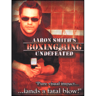 Boxing Ring Undefeated by Aaron Smith - Trick