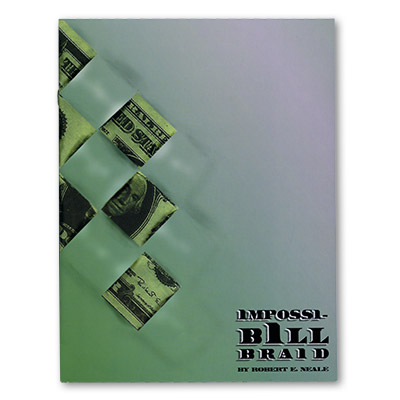 Impossi-Bill Braid (With DVD) by Robert Neale - Book