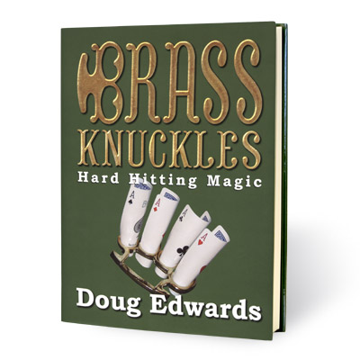 Brass Knuckles by Doug Edwards - Book