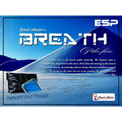 Breath (ESP) by Sumit Chhajer - Trick