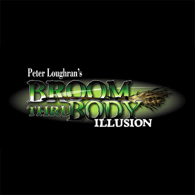 Broom Thru Body Illusion - Peter Loughran