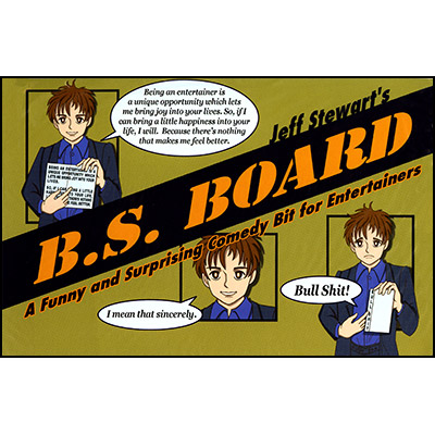 B.S. Board by Jeff Stewart