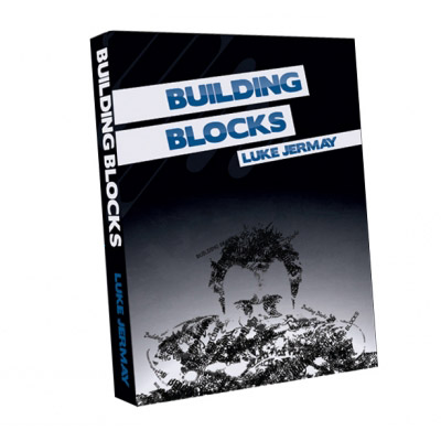 Building Blocks Extended by Luke Jermay & Alakazam - Books