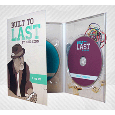 Built to Last (2 DVD set) by Doug Conn - DVD