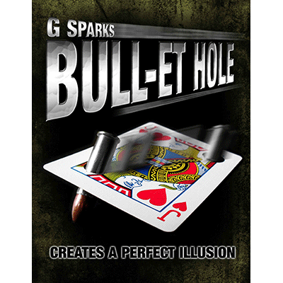 Bullet Hole by G Sparks