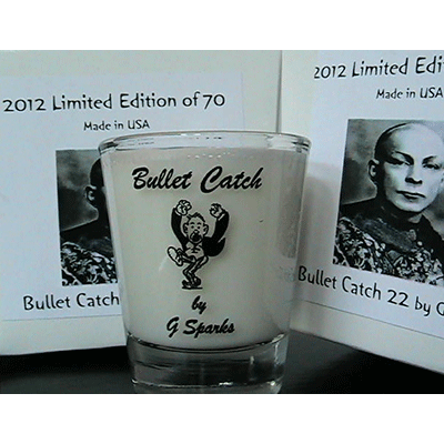 Bullet Catch 22 Limited Edition by G Sparks - Trick