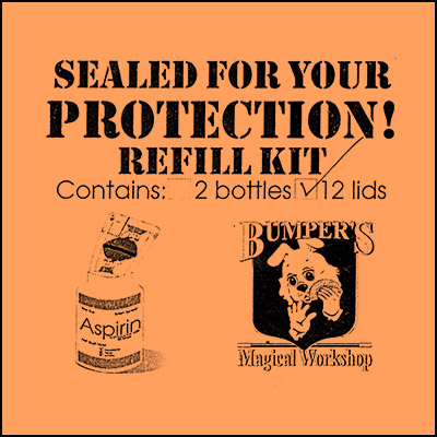 Refill Kit Sealed For Your Protection - Trick