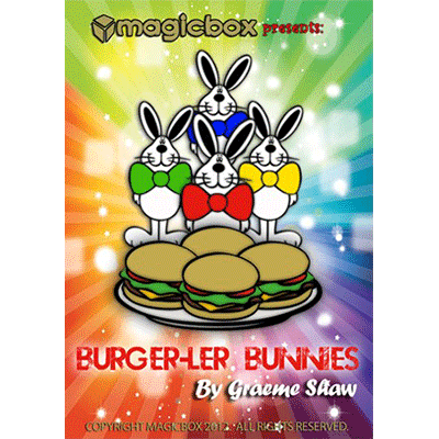 Burger-Ler Bunnies by Graeme Shaw - Trick