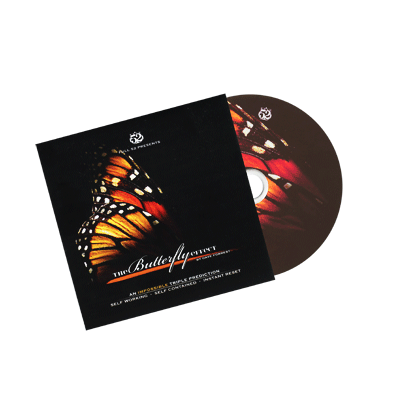 The Butterfly Effect by David Forrest - DVD