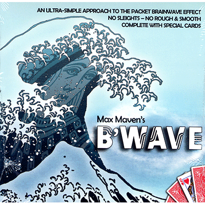 B'Wave by Max Maven - Trick