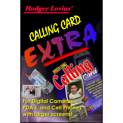 Calling Card Extra by Rodger Lovins