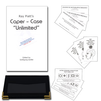 Caper-Case Unlimited by Ray Piatt - Trick