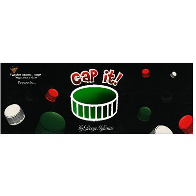 CAP IT (Green) - Twister Magic