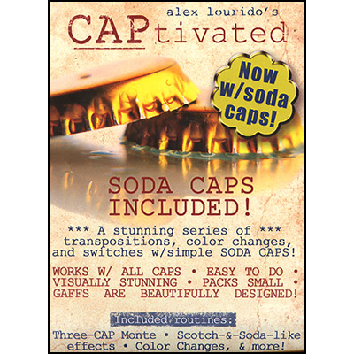 Soda Cap Version of CAPtivated by Alex Lourido - Trick