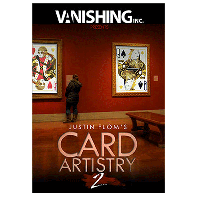 Card Artistry 2 - Vanishing Inc