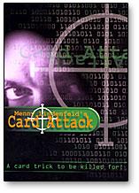 Card Attack Trick - Menny Lindenfeld