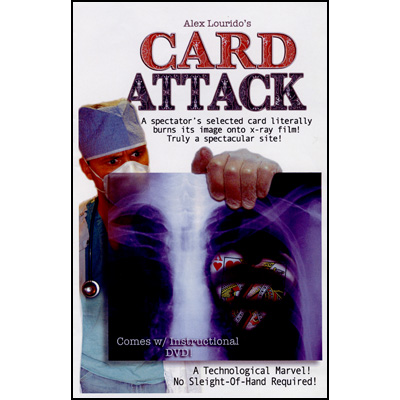 Card Attack by Alex Lourido - Trick