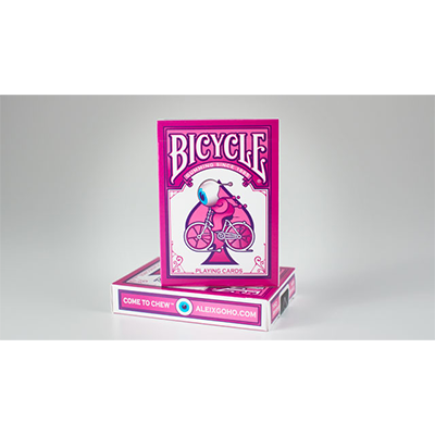 Bicycle Street Art deck by US Playing Card Co. - Trick