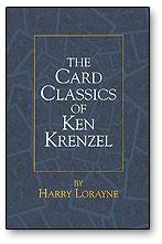 Card Classics book Ken Krenzel