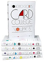 Card College Volume 3 by Roberto Giobbi - Book