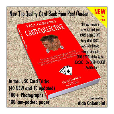 Card Collective by Paul Gordon - Book