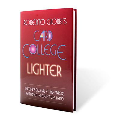 Card College Lighter by Roberto Giobbi