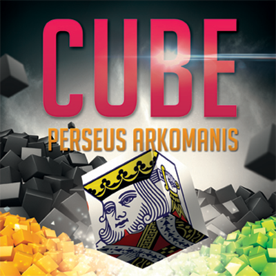 Card Cube by Perseus Arkomanis and Alakzam Magic - DVD