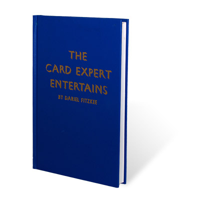 Card Expert Entertains by Dariel Fitzkee - Book
