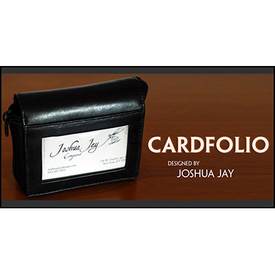 Cardfolio by Joshua Jay and Vanishing Inc. - Trick