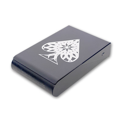 Card Guard (Gun Metal) - Trick