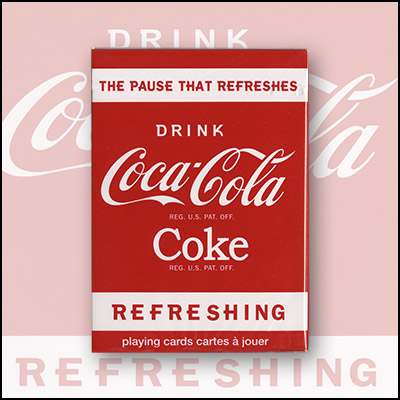 Coke Playing Cards (6 PACK) by USPCC - Trick
