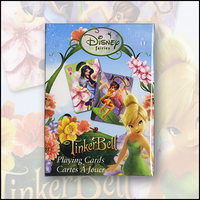 Cards Fairies Disney (6 PACK) by USPCC - Trick