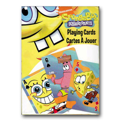 Cards SpongeBob- 12 PACK