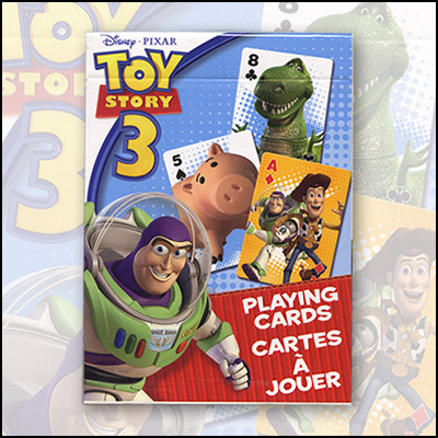 Toy Story 3 (6 PACK) by USPCC - Trick