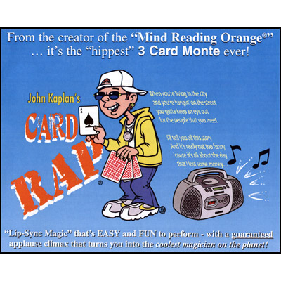 Card Rap by John Kaplan - Trick