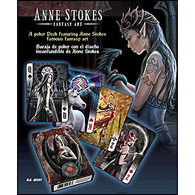 Anne Stokes Cards by USPCC - Trick