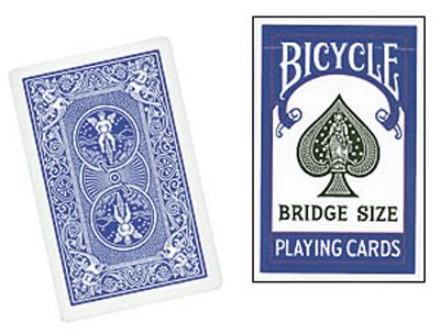 Cartas Bicycle - Bridge (Azul)