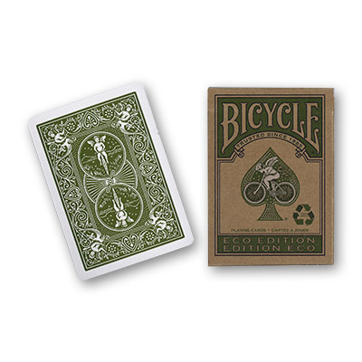 Cards Bicycle Eco Edition USPCC - Trick