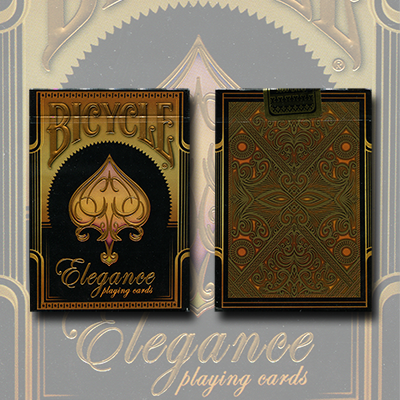 Bicycle Elegance Deck (Limited Edition) by Collectable Playing Cards - Trick