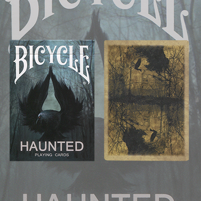 1st Run Bicycle Haunted Deck (Out of Print) by US Playing Card Co. - Trick