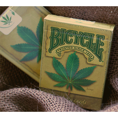Bicycle Hemp Deck by US Playing Cards
