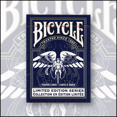 Bicycle Limited Edition Series #2 (Blue) by USPCC - Trick