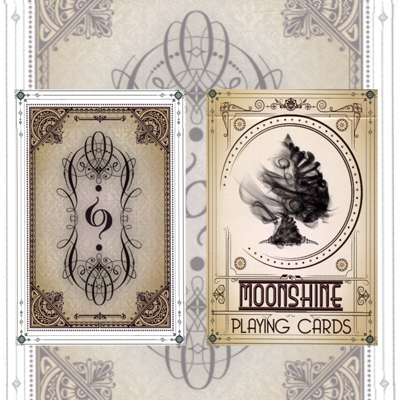 Bicycle Moonshine Deck by USPCC and Enigma Ltd. - Trick