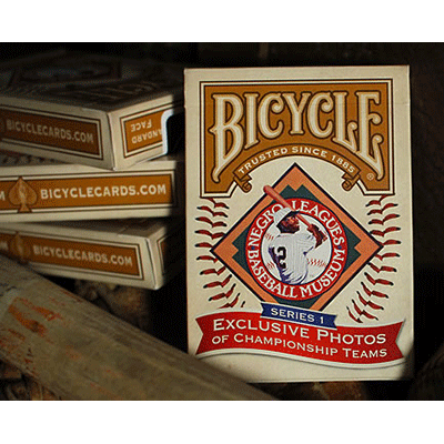 Bicycle Negro Leagues Deck by USPCC - Trick