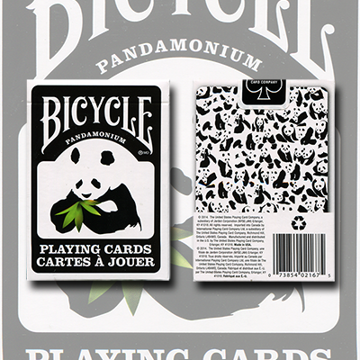 Bicycle Panda Deck by US Playing Card Co. - Trick