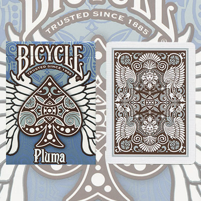 Bicycle Pluma Deck by USPCC - Trick