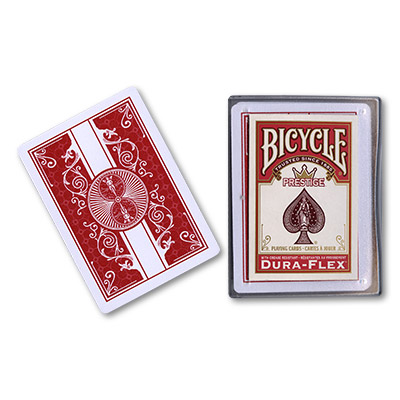 Cards Bicycle Prestige (Red) USPCC