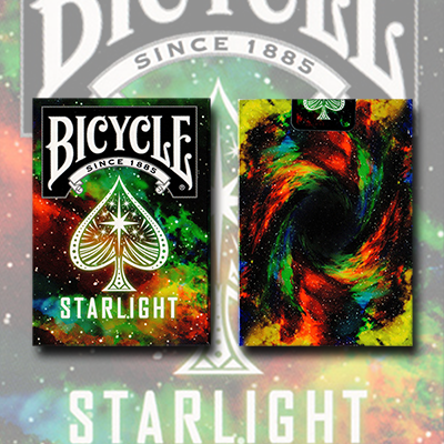 Bicycle Starlight Playing Cards by Collectable Playing Cards